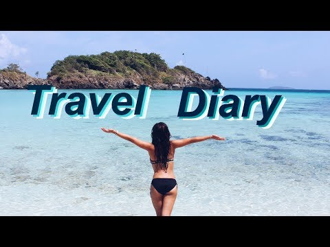 travel diary  St John