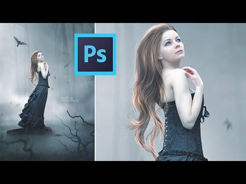 Photo Manipulation Tutorial - Photoshop CS6