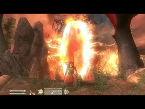 PS3 Live Stream Test (Elder Scrolls IV: Oblivion)