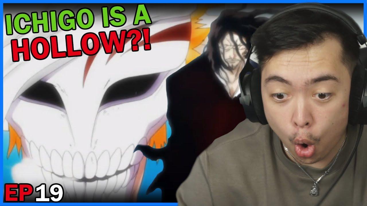 Download ICHIGO MEETS HIS ZANPAKUTO?! || ICHIGO'S TRUE POWER! || Bleach Episode 19 Reaction ft. Heisuten