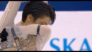 Yuzuru Hanyu FS WC 2012 (Czech commentary + English & Japanese subtitles)