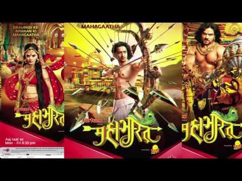 Making of Mahabharat 2013