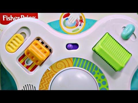 Colorful Music Fun Center / Muzyczne Centrum Zabaw - Fisher-Price - Recenzja- CDC11