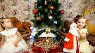 НОВЫЙ ГОД 2017! ЧУДЕСА и ВОЛШЕБСТВО! Наряжаем новогоднюю елку. Видео для детей. Детский новый год.