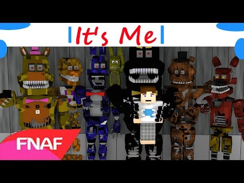 """It's Me"" (FULL MINECRAFT ANIMATION) 