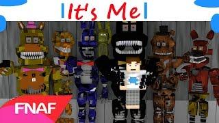 'It's Me' (FULL MINECRAFT ANIMATION) | Ft. Fratstar Animations