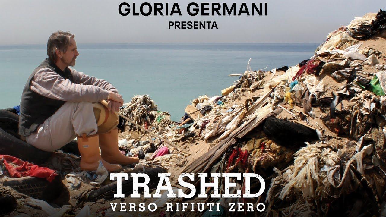 Gloria Germani presenta Trashed