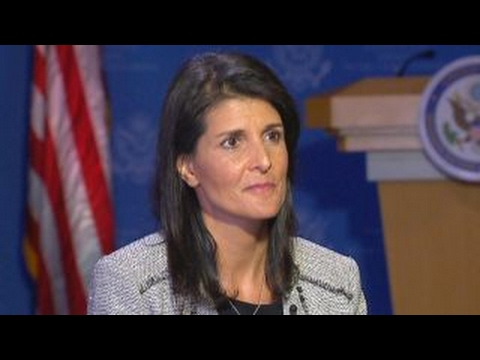 Eric Shawn exclusive: Amb. Haley blasts Human Rights Council