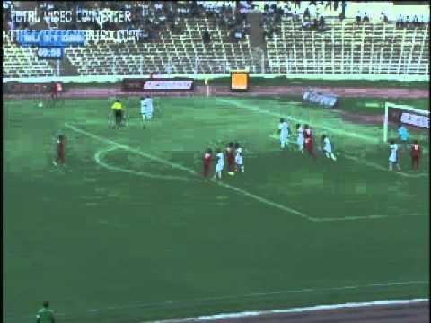 Boubacar Diarra N°2 - Chan 2015 _ Mali vs Guinée Bissau _ 3em Partie