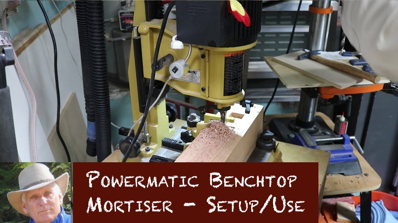 Powermatic Model 701 Bench Top Mortiser  Instruction /& Parts Manual *305