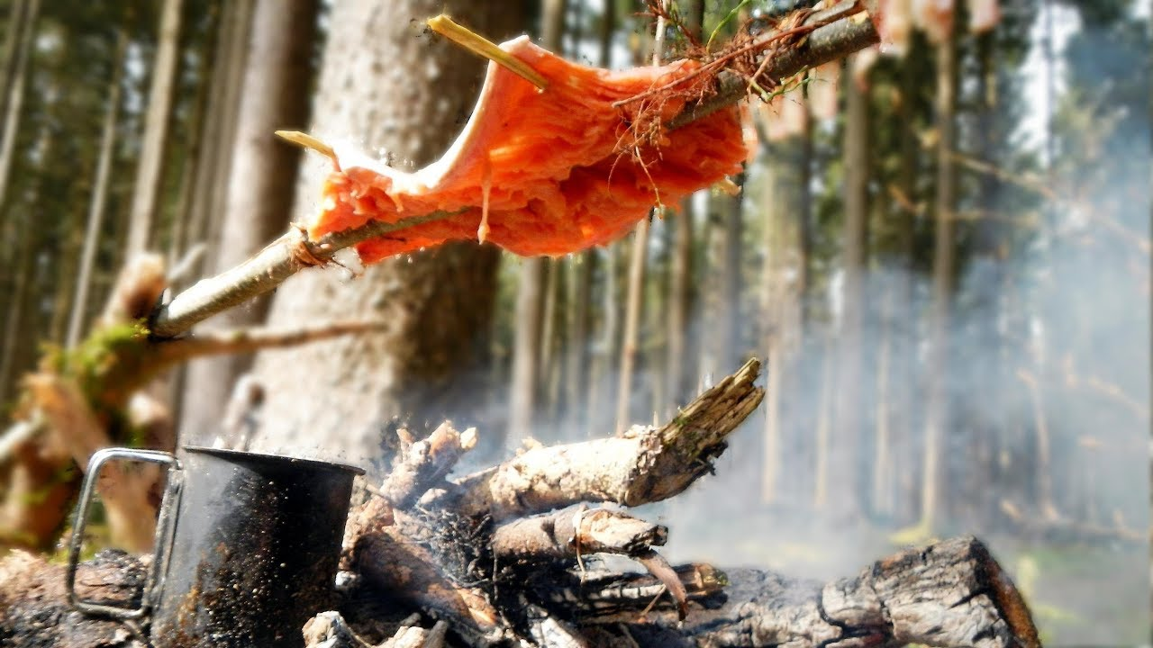 Vintage Gear And Much Bushcraft Cooking Youtube