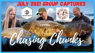 CARP FISHING CHASING CHUNKS MAY 2021 CARP FISHING GROUP CAPTURES