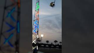 Video Sling shot ride @ al shallal theme park Jeddah KSA download MP3, 3GP, MP4, WEBM, AVI, FLV Juli 2018