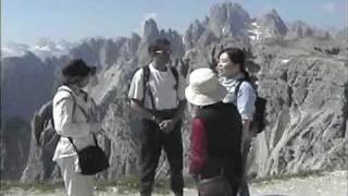 北イタリア・オーストリアの旅 5 「ミズリーナ・トレッキング」