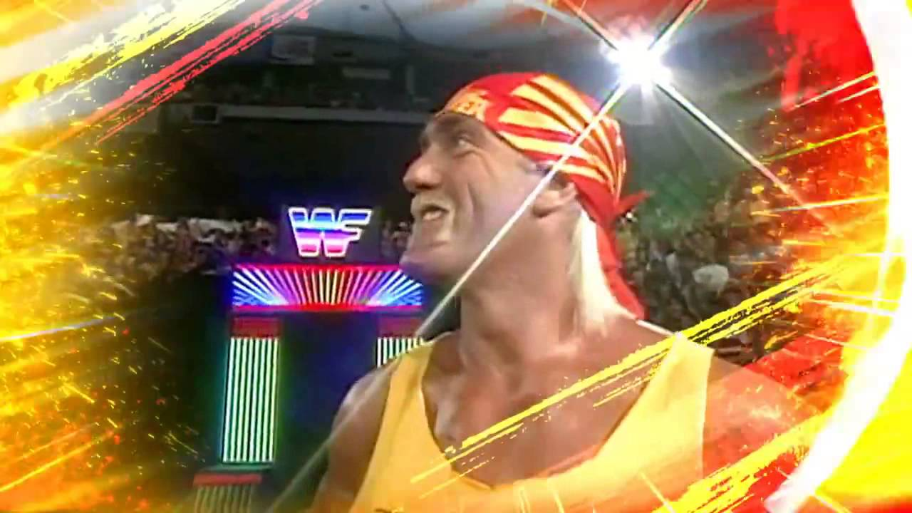 WWE - Hulk Hogan Theme Song ''I am a Real American'' 2014 ...