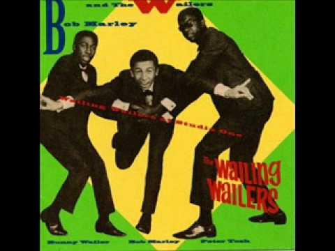 The Wailing Wailers - Sinner Man (Studio one 1964)