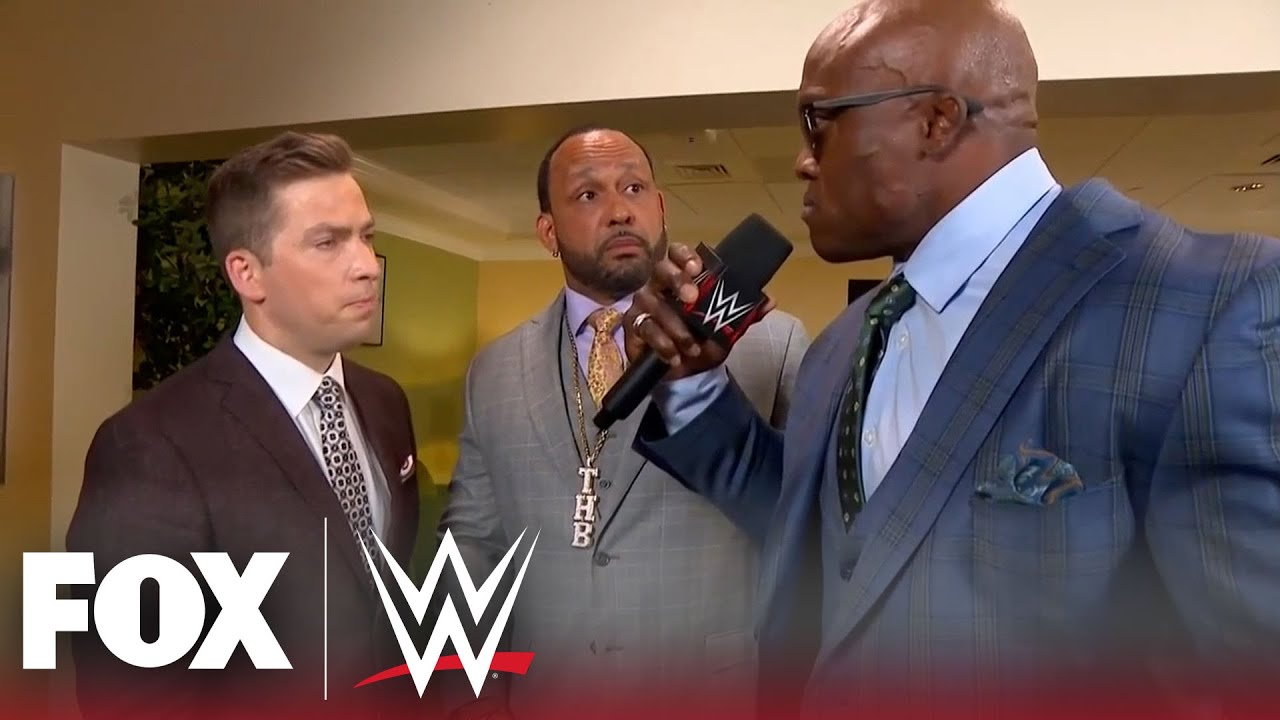 Bobby Lashley threatens to 'publicly execute' McIntyre at Hell in a Cell | MONDAY NIGHT RAW