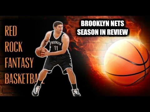 Brooklyn Nets Season In Review