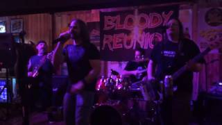 Bloody Reunion - Life In The Fast Lane (Live @ Star Lounge)