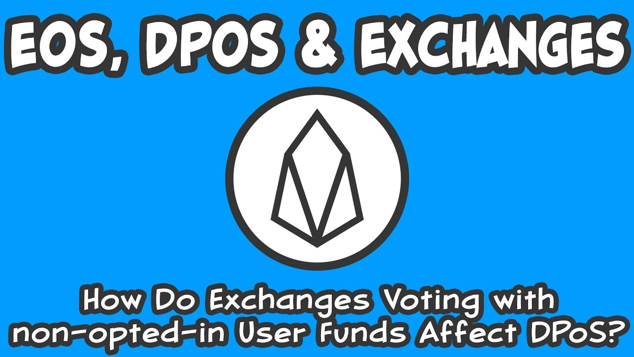 exchanges for eos