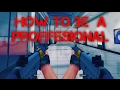 HOW TO BE A PRO IN CRITICAL OPS (GOD MODE)