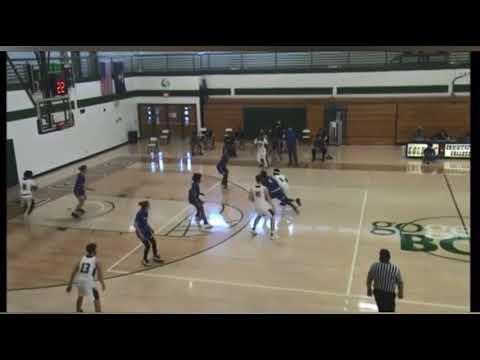Marlen Williams Gogebic Community College Mid-Season highlights