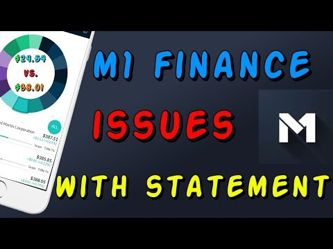 m1-finance-issues-with-statements-&-tracking-dividend-activity