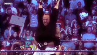 Undertaker vs Big Show promo No Mercy 2008
