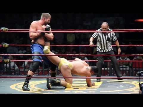 El Patrón Alberto vs Jack Swagger en Carpa Astros con FULL