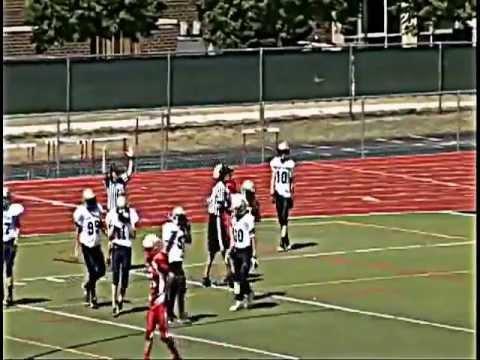 Ki-Jana Phillips 2012 Football Highlights