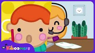 Emergency Call 112 | Kiboomers | Kids Songs | Nursery Rhymes | Ambulance | Police |  Fire Safety