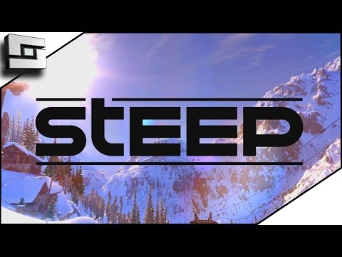 EXTREME STUFF AND THINGS! - Steep Gameplay (Sponsored)