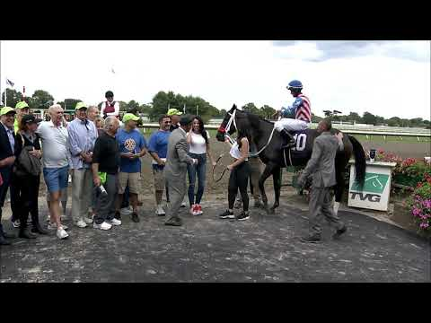 video thumbnail for MONMOUTH PARK 9-7-19 RACE 10