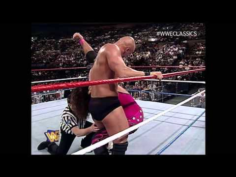 Bret Hart vs Stone Cold Survivor '96 PT2