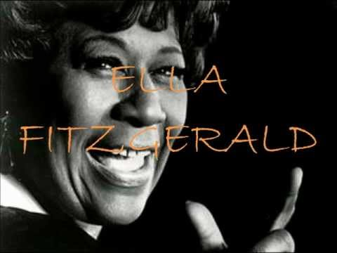 TOO DARN HOT--ELLA FITZGERALD --(With Lyrics)