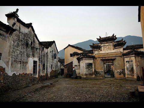HZTV 1990 浙江民居(四)迷入古镇 Longmen village(浙江省富阳县龙门镇)