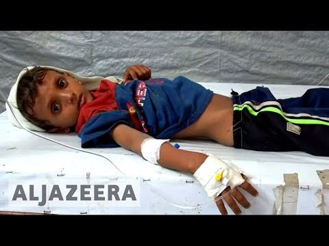 Yemen: Aid agencies warn of mass starvation