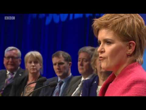In Full: Nicola Sturgeon's speech to the Spring 2017 SNP Conference (Aberdeen)