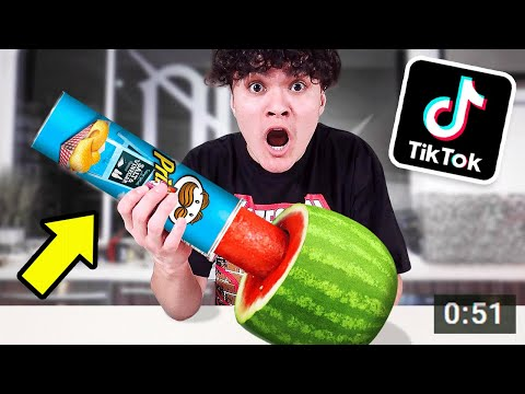 We Tested Viral Tik Tok Life Hacks... (MOST SHOCKING) *PART 2*