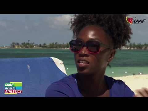 Inside Athletics 2017 Bahamas - Tianna Bartoletta