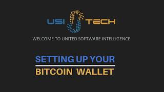 How to set up your Bitcoin Wallet in USI Tech for Withdrawal