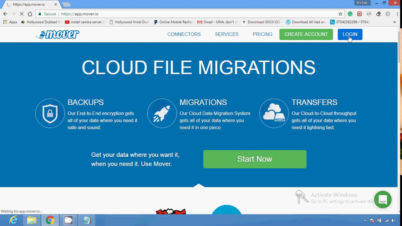 How to transfer Google drive data to ftp and dropbox