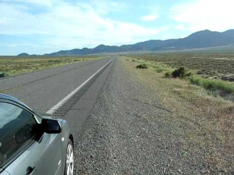 Route 50 in Nevada