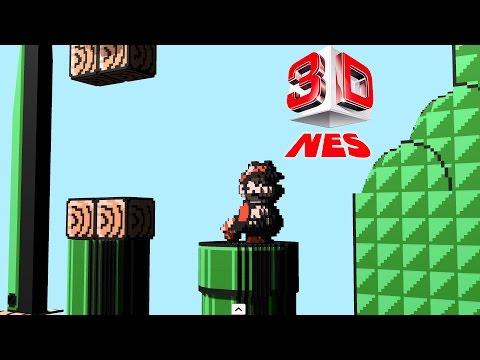 3DNes Emulator 1.0   Super Mario Bros. 3 [1080p HD / 60 FPS]   Nintendo NES