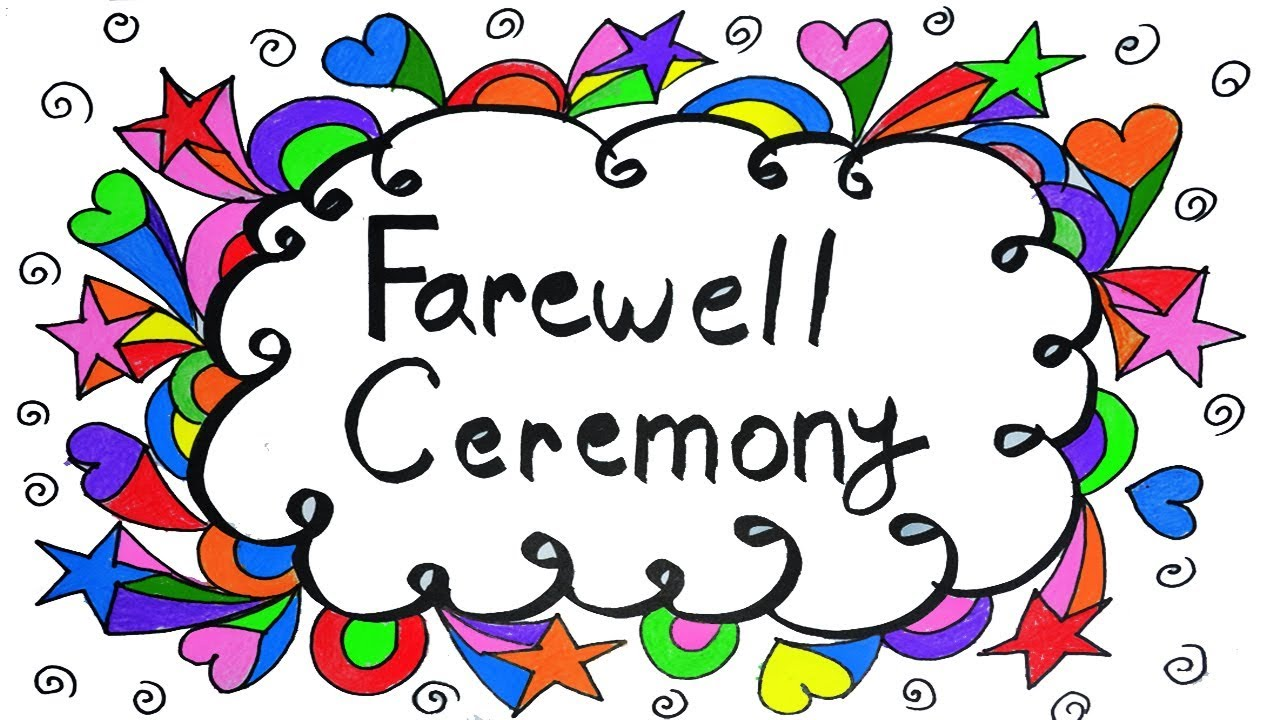 Decoration Design For Farewell Party - Things Decor Ideas