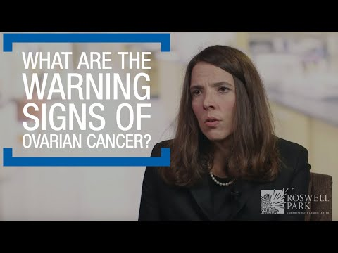 Poliklinika Harni - Određeni simptomi upućuju na rak jajnika