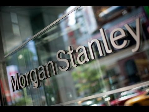 Morgan Stanley Made 17M Robbing You