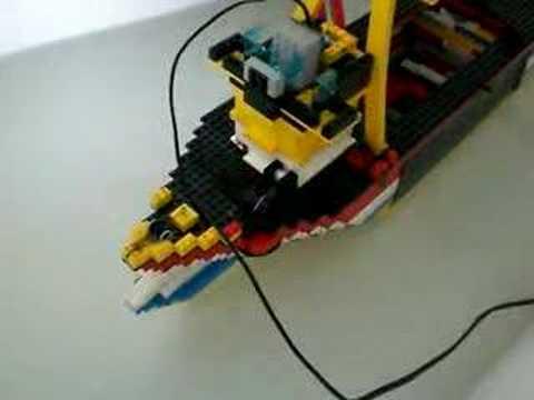 lego Heavy Lift Vessel