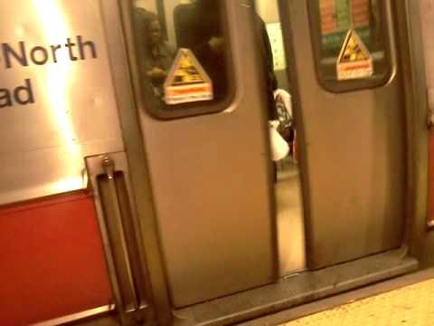 Tomando el tren de New York a Connecticut