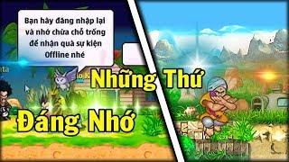 Ngọc Rồng Online - Những Vật Phẩm Đáng Nhớ Từ Các Sự Kiện Trong Game
